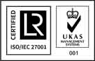 ISO & UKAS Accreditation